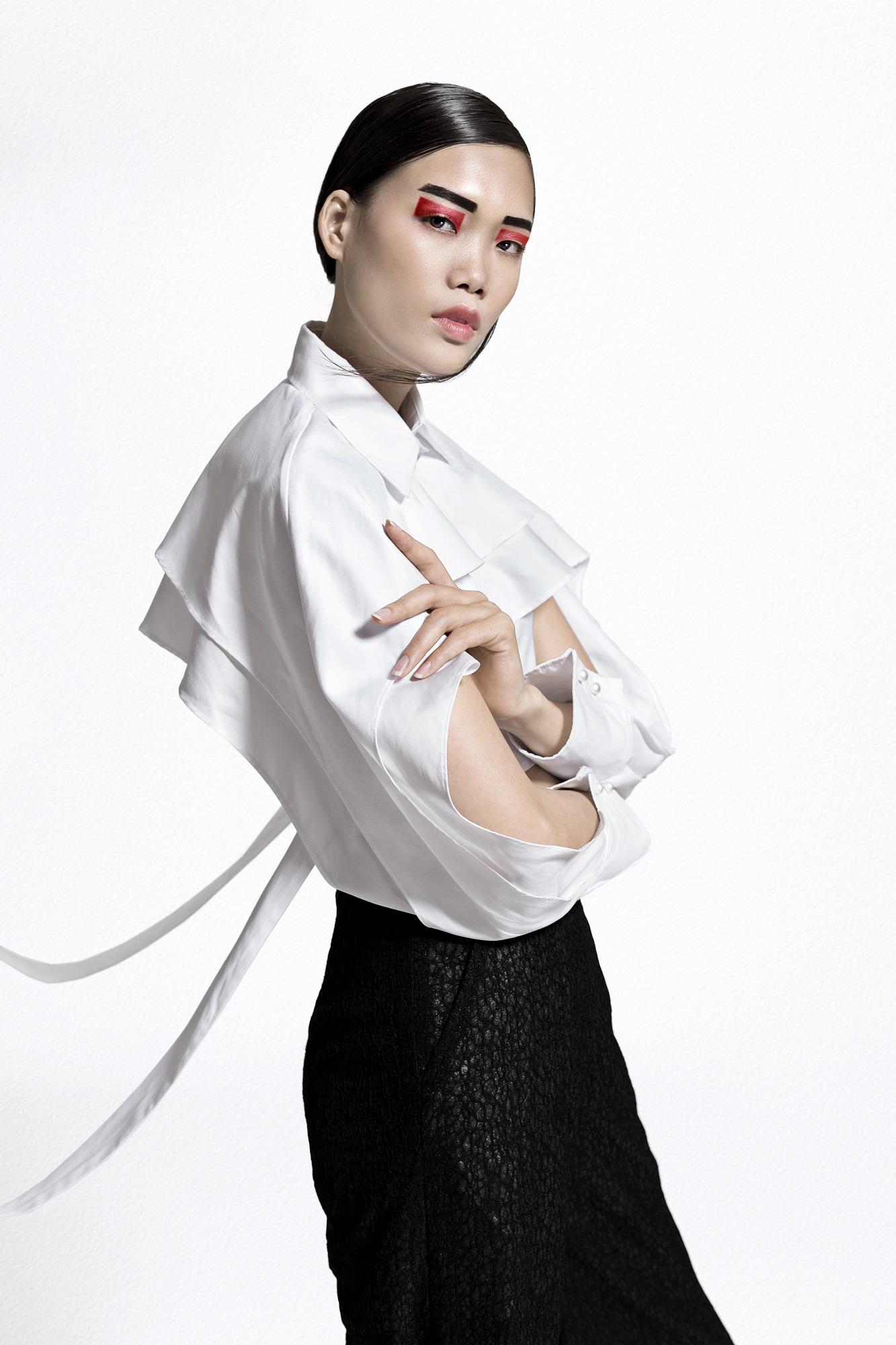 Top 7 Vietnams Next Top Model tung bộ hình chứng tỏ không cần lồng lộn vẫn cực thời trang! - Ảnh 4.