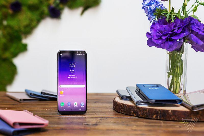 Ai ai cũng nói Galaxy S8 có màn hình tràn vô cực, vậy nó là gì? - Ảnh 4.