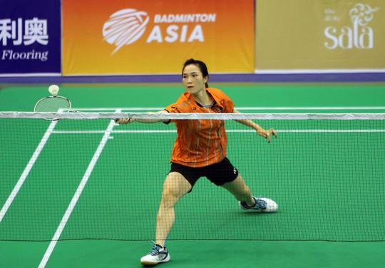 Vũ Thị Trang thất bại ở chung kết đơn nữ Grand Prix - Ảnh 1.