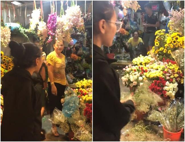 Vụ cô gái quậy tung tiệm hoa vì bị chê Ngực lép mà sao hung dữ: Chủ cửa hàng lên tiếng - Ảnh 2.