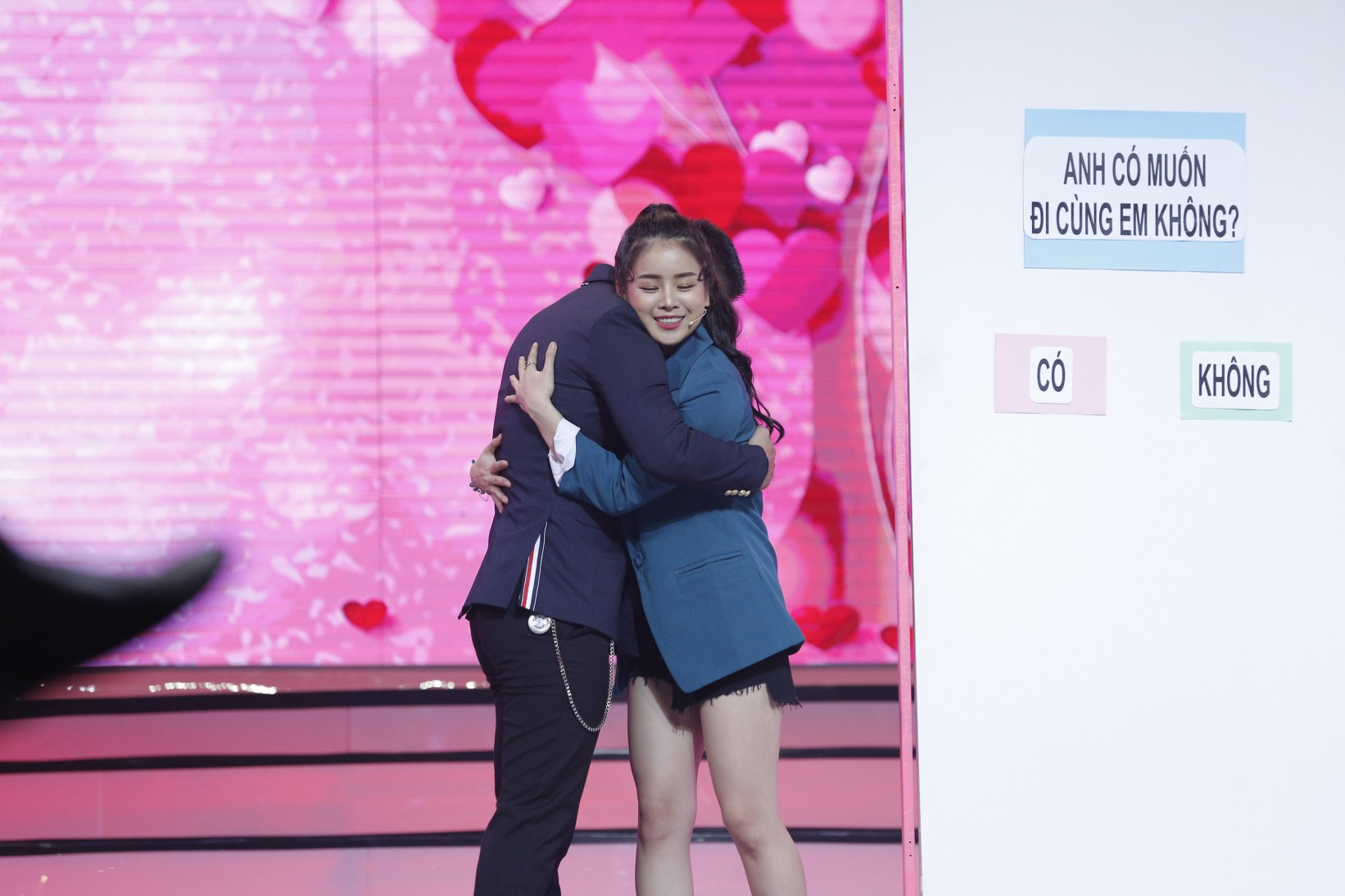 Vì yêu mà đến: Bay từ Hàn Quốc về tỏ tình, cô gái này và khán giả vẫn chưa được biết câu trả lời cuối cùng! - Ảnh 9.