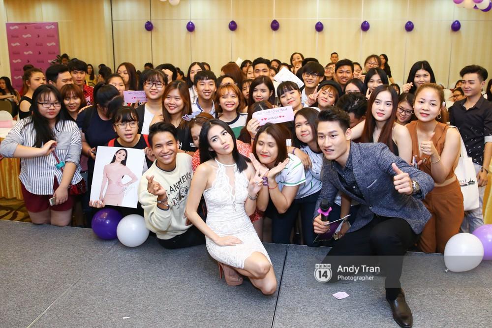 Tự tổ chức fanmeeting ở Việt Nam, Katun Tình yêu không có lỗi không thể tin lại đông fan đến vậy! - Ảnh 5.