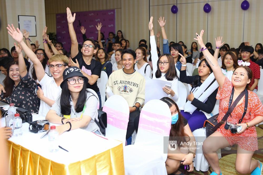 Tự tổ chức fanmeeting ở Việt Nam, Katun Tình yêu không có lỗi không thể tin lại đông fan đến vậy! - Ảnh 11.