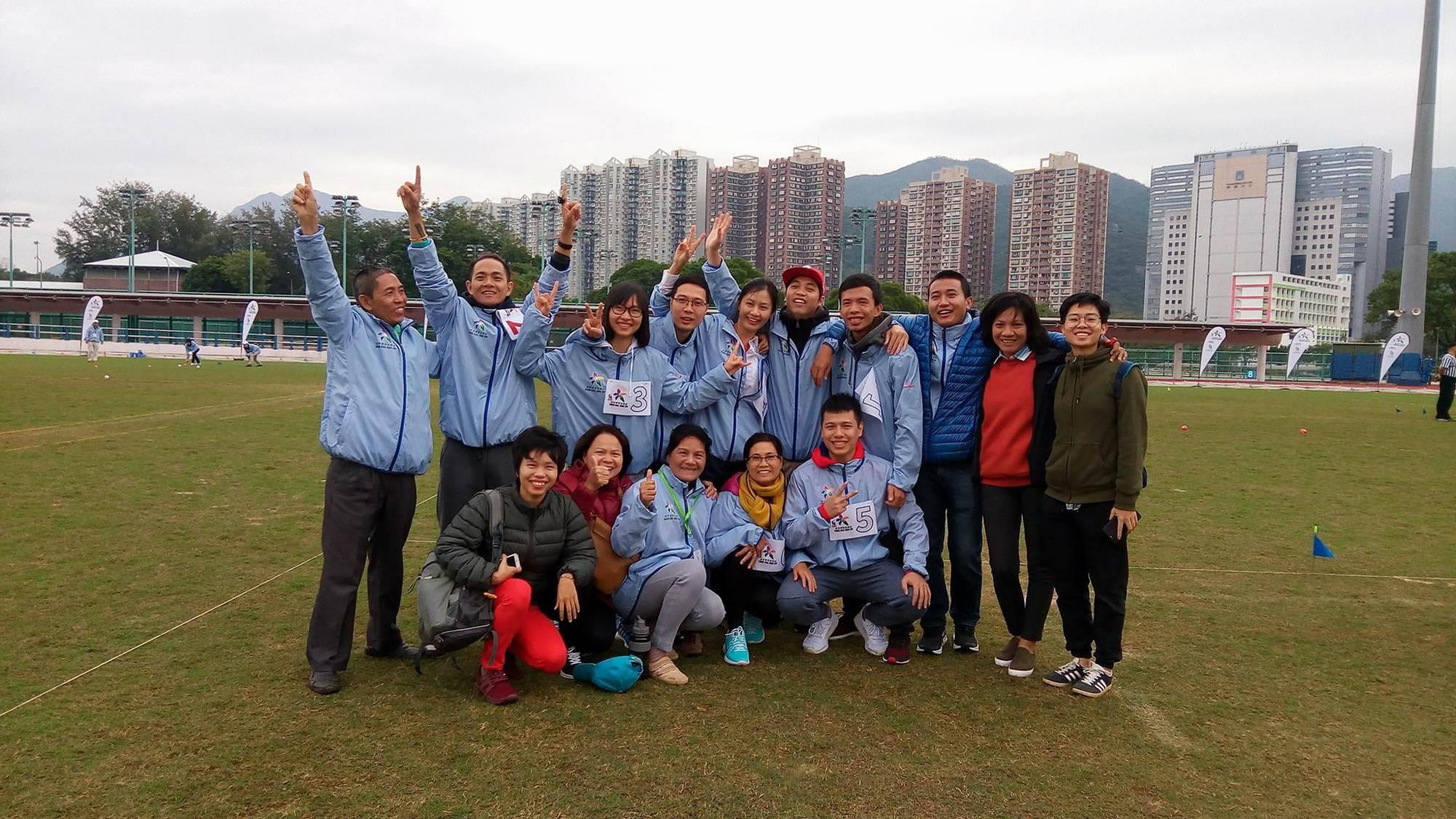 Việt Nam gây sốc với 30 giây cuối tại giải Bóng Trí tuệ châu Á năm 2017 - Ảnh 2.