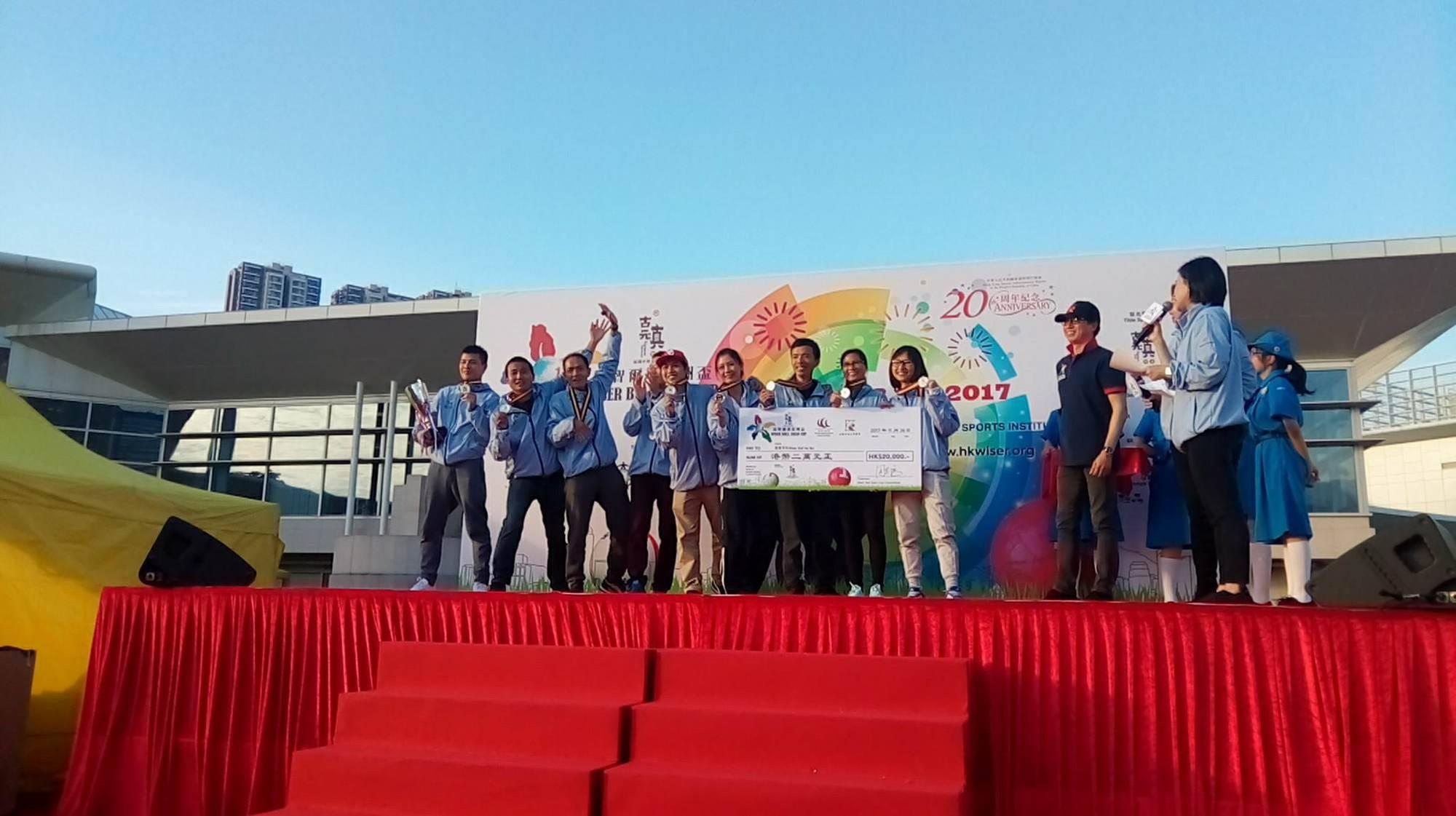 Việt Nam gây sốc với 30 giây cuối tại giải Bóng Trí tuệ châu Á năm 2017 - Ảnh 4.