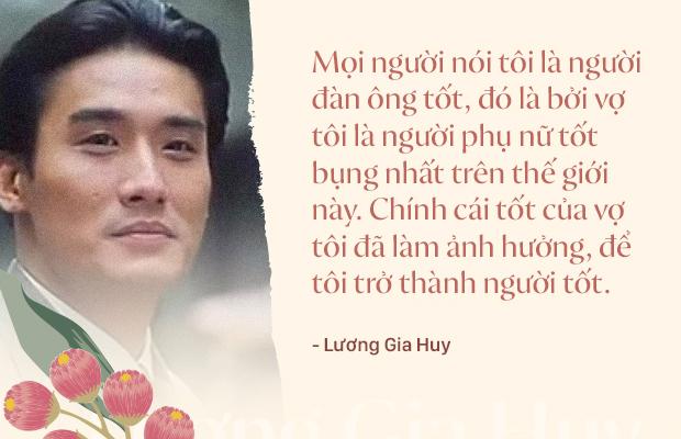 Ảnh đế Lương Gia Huy và Giang Gia Niên: Đời người đàn ông huy hoàng nhất là cưới được vợ tốt - Ảnh 8.