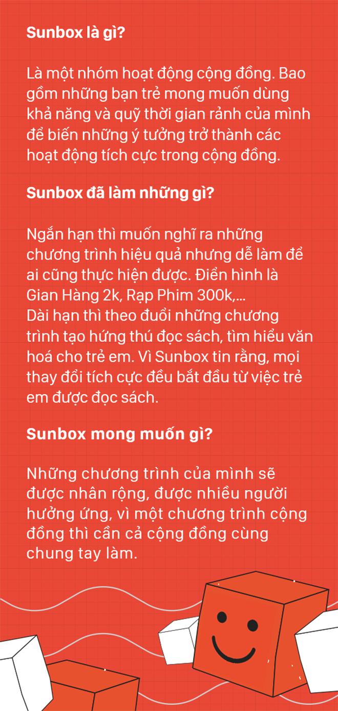 Sunbox: Hành trình lên rừng xuống biển của những bạn trẻ thành thị để gieo yêu thương và tử tế - Ảnh 3.