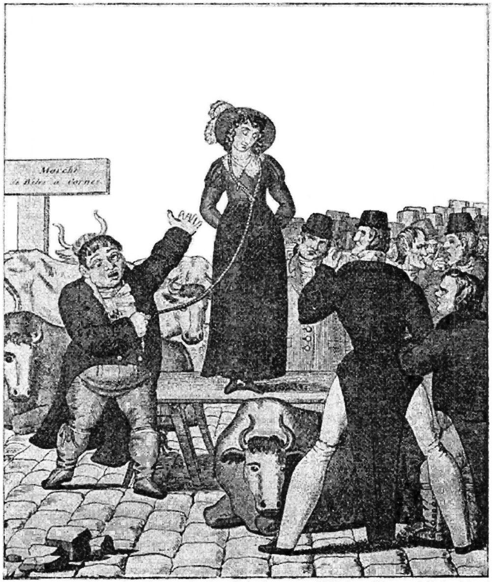Sự thật phía sau câu chuyện những ông chồng buộc cổ, dắt vợ ra bán ngoài chợ như hàng hóa - Ảnh 1.