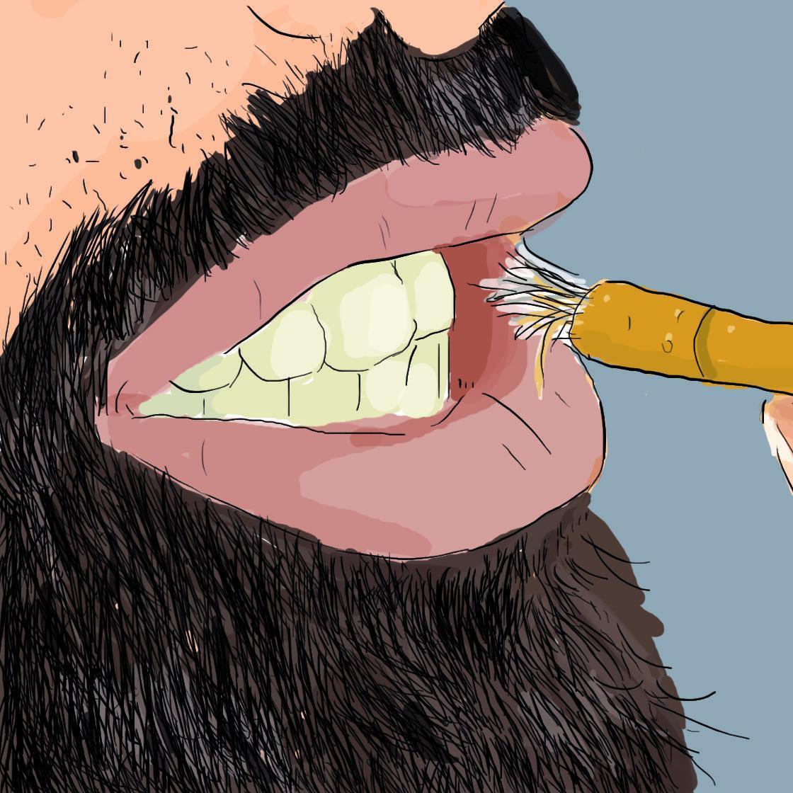 Trước khi có bàn chải đánh răng, người xưa đã làm sạch răng như thế nào? - Ảnh 3.