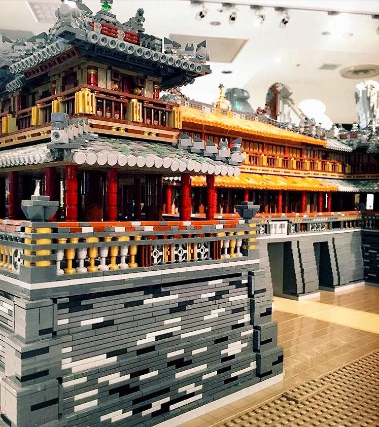 Ngắm 15 công trình LEGO tỉ mỉ khiến cả người không chơi cũng mê tít - Ảnh 21.