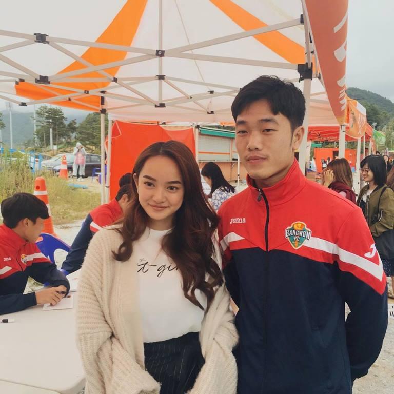 Kaity Nguyễn bất ngờ trở thành host loạt chương trình về làm đẹp, du lịch, ẩm thực tại Hàn Quốc - Ảnh 3.