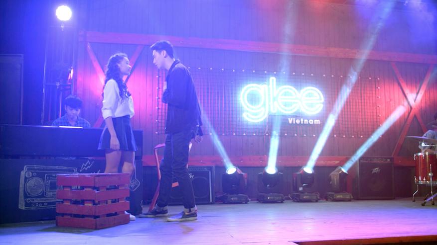 Glee Việt tuần này: Angela nắm thóp Yaya Trương Nhi, quay lại đội cổ vũ để thị uy - Ảnh 10.