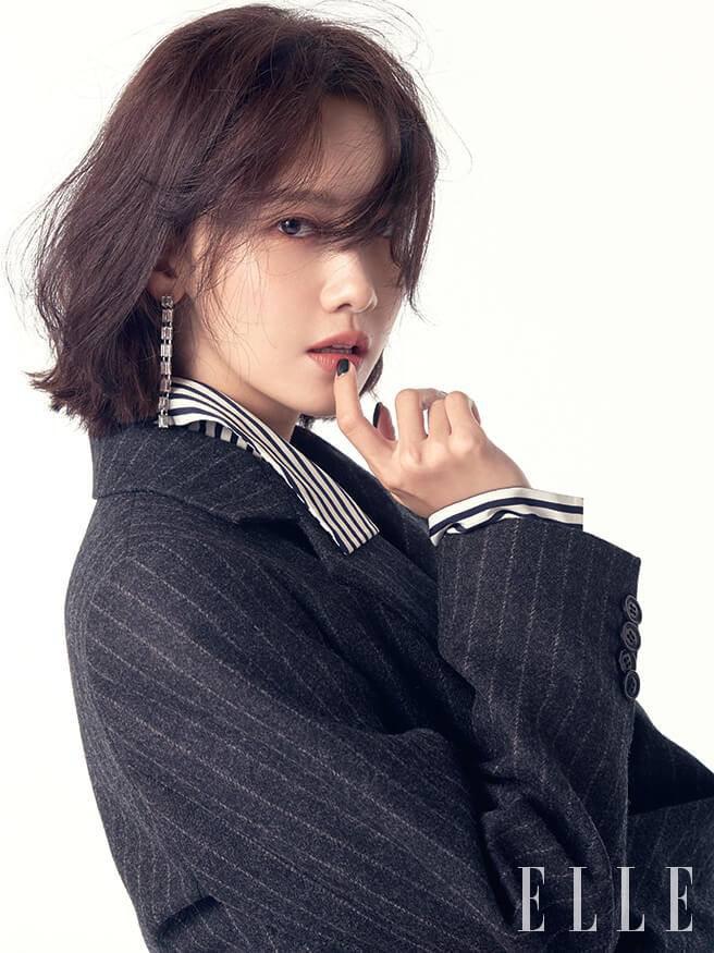 Đã cắt phăng mái tóc dài thì chớ, giờ đây Yoona còn man hơn bao giờ hết - Ảnh 7.