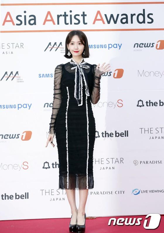 Asia Artist Awards bê cả showbiz lên thảm đỏ: Yoona, Suzy lép vế trước Park Min Young, hơn 100 sao Hàn lộng lẫy đổ bộ - Ảnh 18.