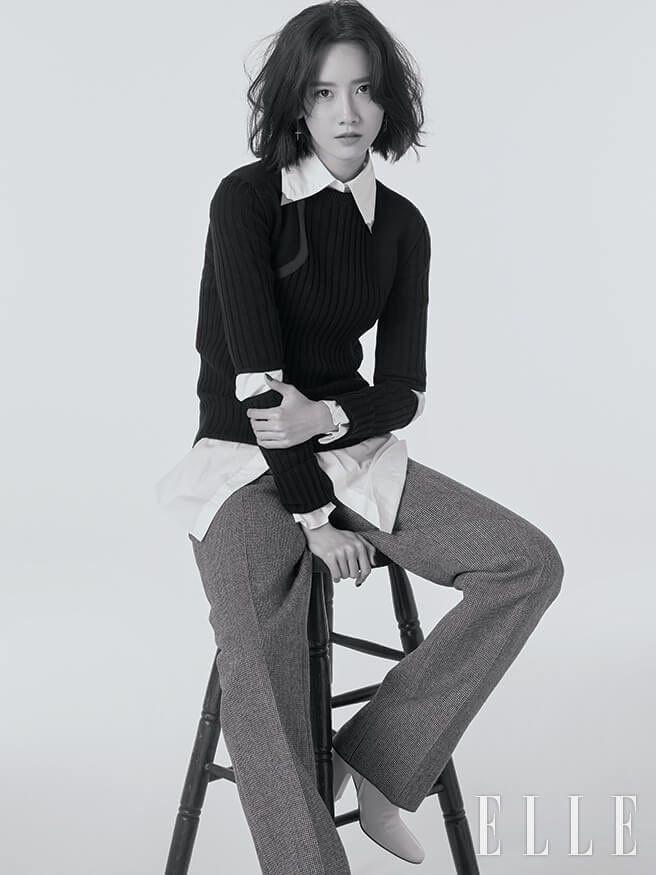 Đã cắt phăng mái tóc dài thì chớ, giờ đây Yoona còn man hơn bao giờ hết - Ảnh 9.