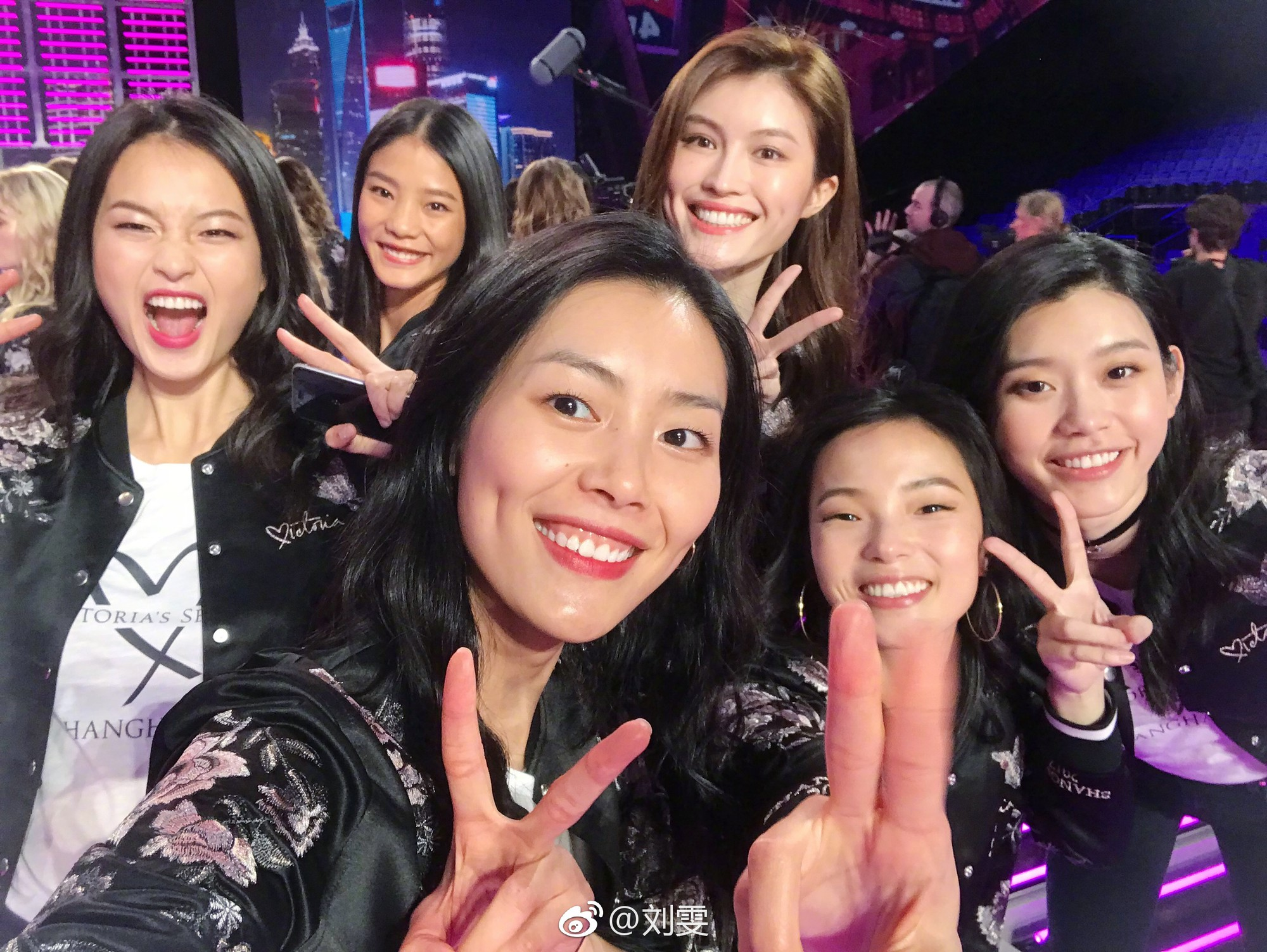 Đây là cô gái Trung Quốc may mắn diễn Victorias Secret với Candice Swanepoel, Liu Wen...! - Ảnh 4.