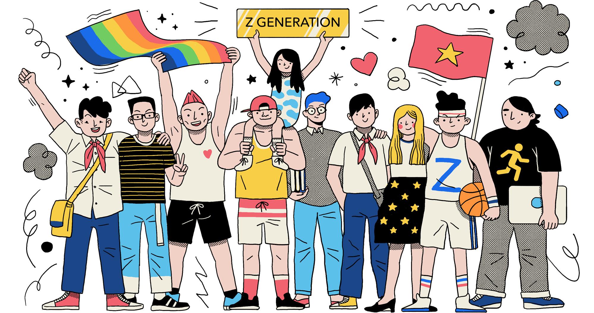 Chào đón thế hệ Z, thế hệ trải qua nhiều thay đổi kinh ngạc nhất mà chúng ta từng biết! - Ảnh 10.