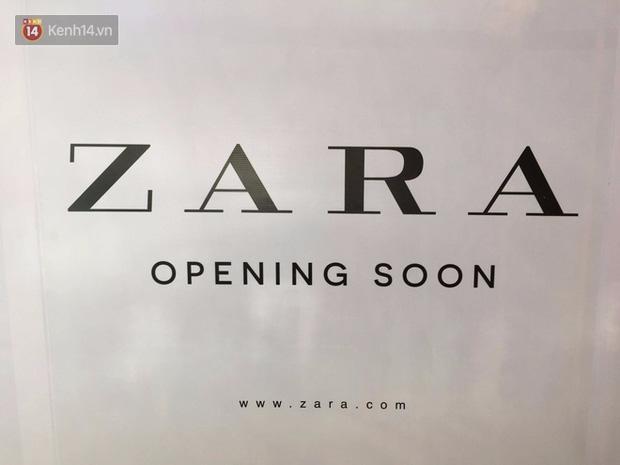 HOT: Ngày 9/11, Zara Hà Nội chính thức khai trương tại Vincom Bà Triệu - Ảnh 1.