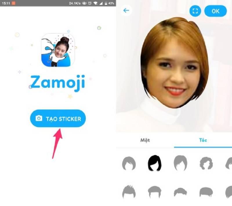 Cách tạo sticker Facebook cực độc bằng hình ảnh cá nhân - Ảnh 1.
