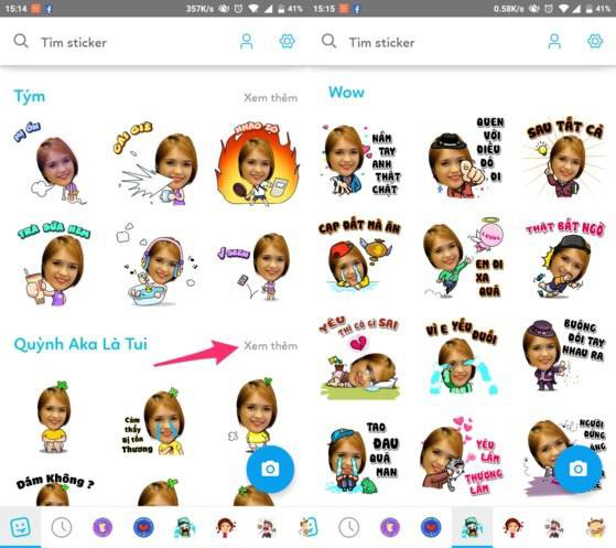 Cách tạo sticker Facebook cực độc bằng hình ảnh cá nhân - Ảnh 2.