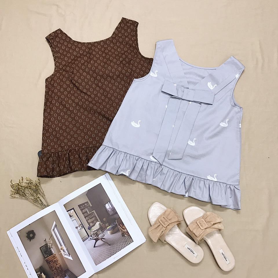 Đồ đẹp, trendy mà giá lại mềm, đây là 15 shop thời trang được giới trẻ Hà Nội kết nhất hiện nay - Ảnh 45.