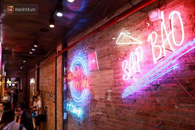 Có gì ở Zone 87 - khu tổ hợp ăn chơi, mua sắm mới của Midu dành cho giới trẻ Sài Gòn? - Ảnh 20.