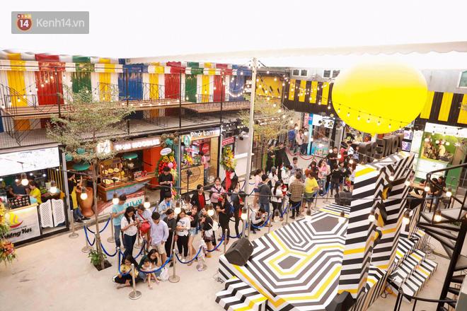 Có gì ở Zone 87 - khu tổ hợp ăn chơi, mua sắm mới của Midu dành cho giới trẻ Sài Gòn? - Ảnh 17.