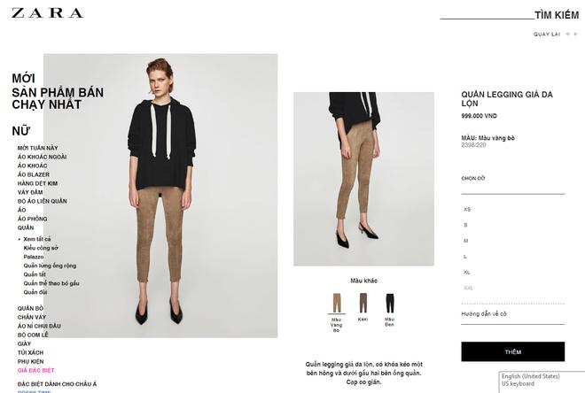 Trước khi ném đá vị khách nữ đòi đổi trả chiếc legging 999k, hãy nghĩ lại vì thực ra Zara Hà Nội cũng đâu có đúng! - Ảnh 1.