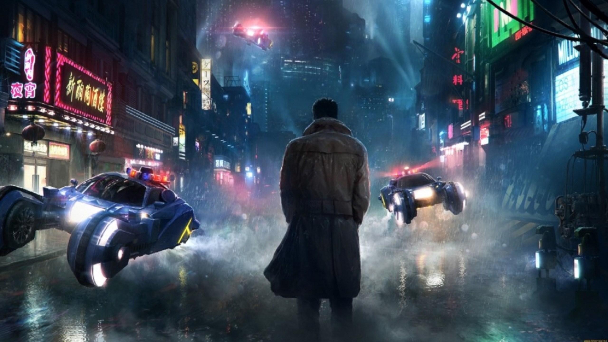 Blade Runner 2049 - Kiệt tác được tạo ra bởi hai thế hệ Hollywood - Ảnh 5.