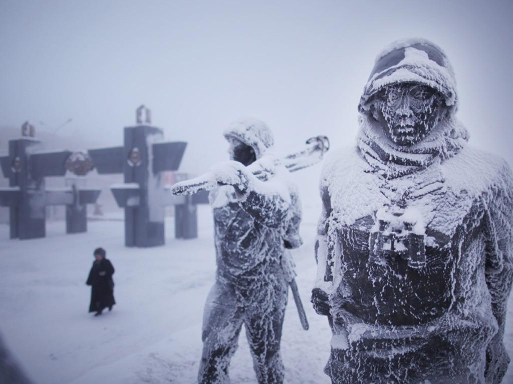 Mỹ lạnh hơn cả sao Hỏa, Trung Quốc tuyết rơi khắc nghiệt vậy đâu là giới hạn chịu lạnh của con người? - Ảnh 5.