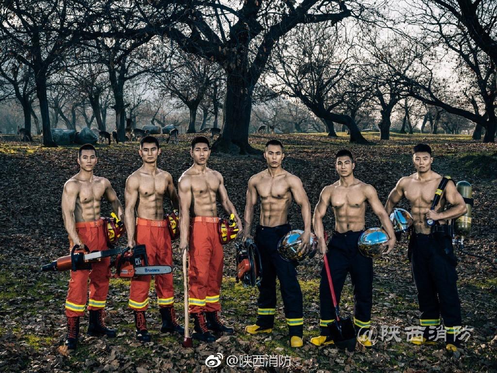 Chỉ là ảnh lịch thôi mà các chàng lính cứu hỏa đã khiến chị em đổ rần rần vì quá nóng bỏng - Ảnh 1.