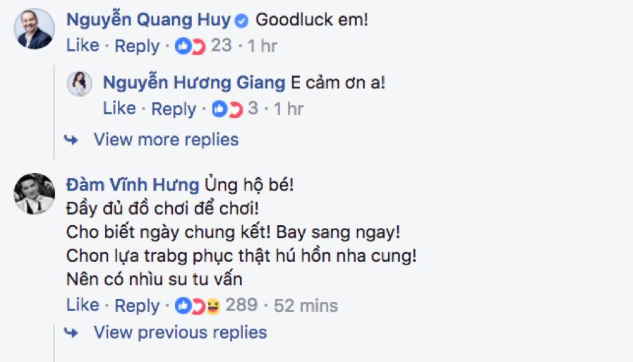 Hương Giang Idol được loạt sao Việt ủng hộ tham dự Miss International Queen 2018 - Ảnh 2.
