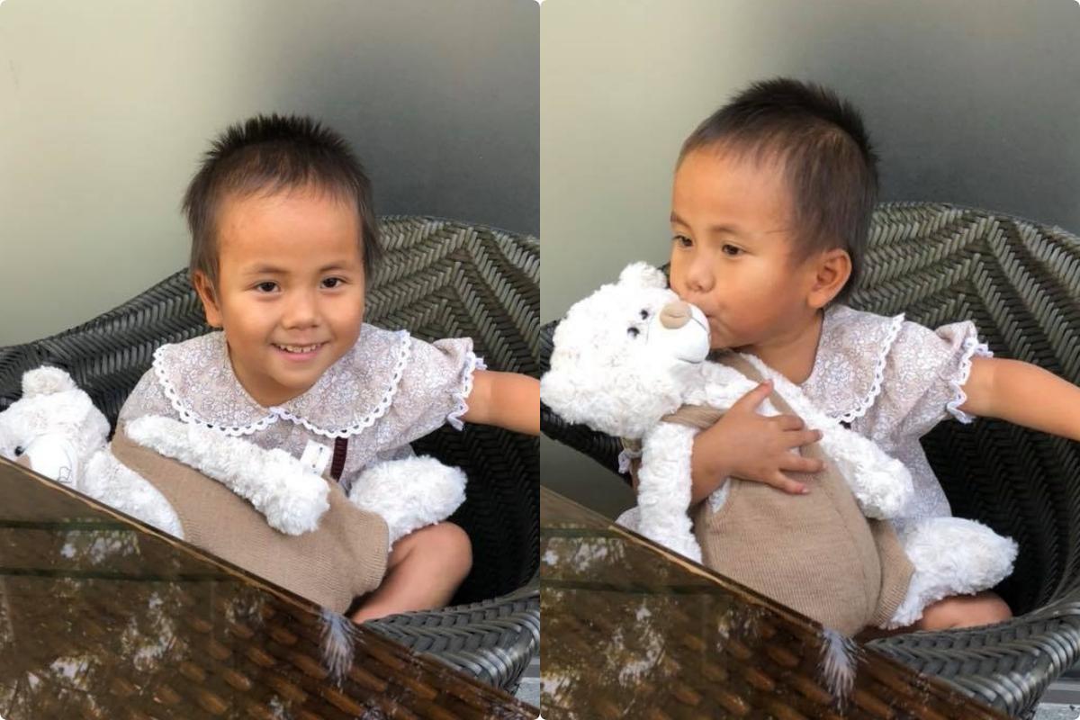 Vợ chồng ở Sài Gòn hoãn mua ô tô, vượt nghìn km đến Mường Lát nhận nuôi bé gái liệt 2 chân không manh áo giữa mùa đông - Ảnh 11.