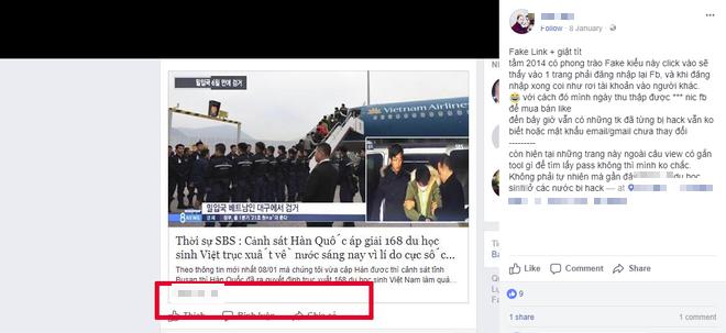 Thông tin Hàn Quốc chính thức ngừng nhận du học sinh Việt Nam từ 2018 là hoàn toàn giả mạo - Ảnh 3.
