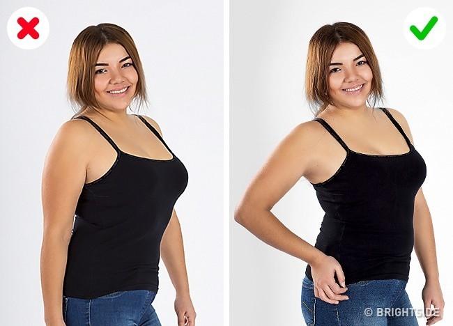 10 bí kíp tạo dáng chụp ảnh sống ảo bao thon thả dành cho các nàng béo - Ảnh 1.