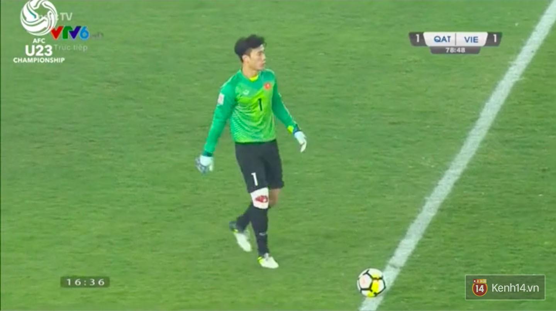 Bùi Tiến Dũng trong trận bán kết U23 châu Á: Có nhất thiết phải đẹp trai thế không! - Ảnh 7.