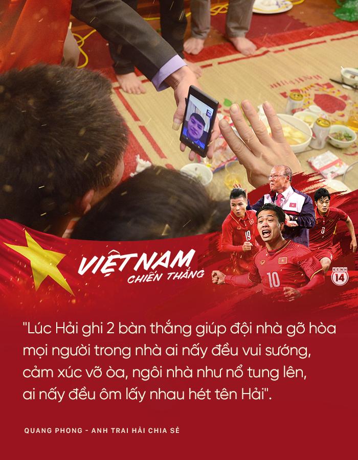 Người hùng trận bán kết Nguyễn Quang Hải - Từ đứa trẻ chơi bóng ở xóm đến cầu thủ triệu triệu người Việt Nam nhắc tên - Ảnh 4.