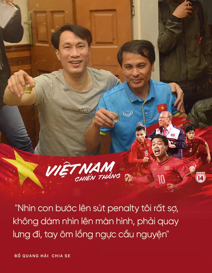 Người hùng trận bán kết Nguyễn Quang Hải - Từ đứa trẻ chơi bóng ở xóm đến cầu thủ triệu triệu người Việt Nam nhắc tên - Ảnh 6.