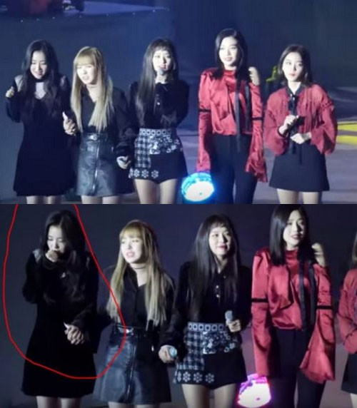 Biểu diễn trong trang phục mỏng manh giữa tiết trời lạnh giá, các idol nữ xứ Hàn khiến nhiều netizen xót xa - Ảnh 9.