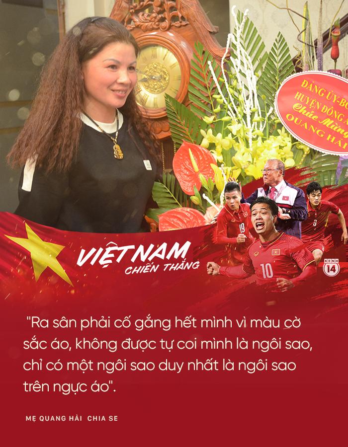 Người hùng trận bán kết Nguyễn Quang Hải - Từ đứa trẻ chơi bóng ở xóm đến cầu thủ triệu triệu người Việt Nam nhắc tên - Ảnh 9.