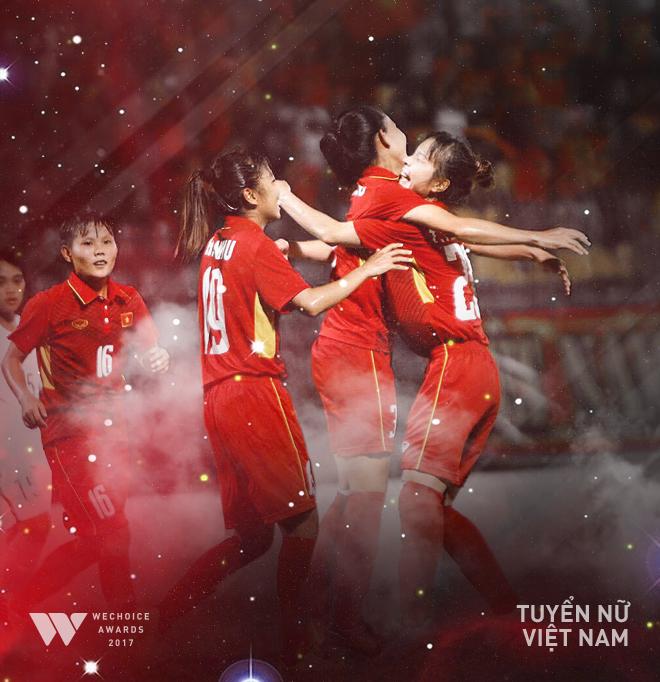 Tuyển nữ Việt Nam - Bình tĩnh chiến đấu, bình tĩnh tạo ra chiến thắng lịch sử lần thứ 5, cho dù ngoài kia là bao nhiêu khó nhọc - Ảnh 4.