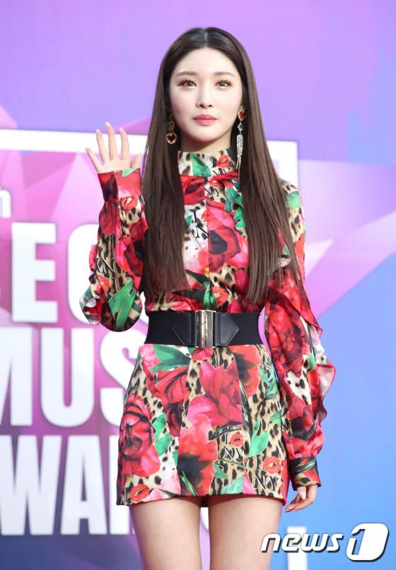 Thảm đỏ Seoul Music Awards: Kim So Hyun đẹp đến mức khó tin, Joy quá sexy bên dàn trai xinh gái đẹp quyền lực Kbiz - Ảnh 34.