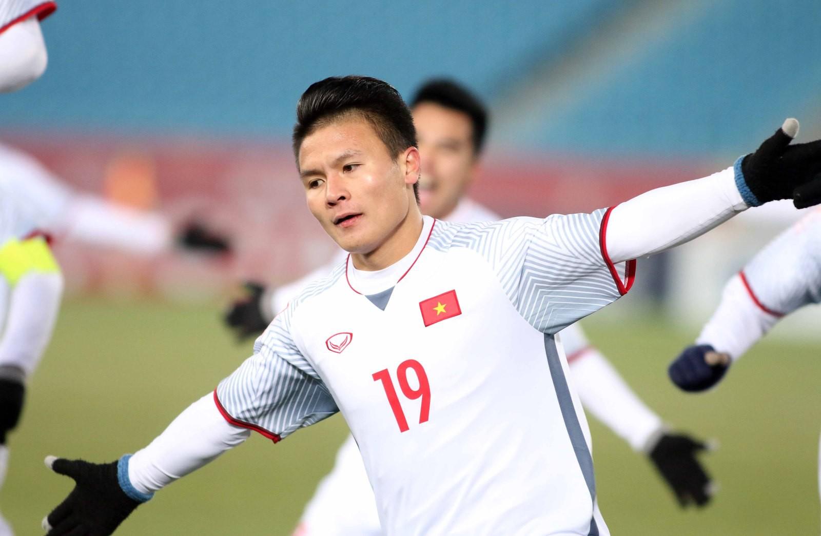 Nguyễn Quang Hải: Viên ngọc sáng nhất bóng đá trẻ Đông Nam Á - Ảnh