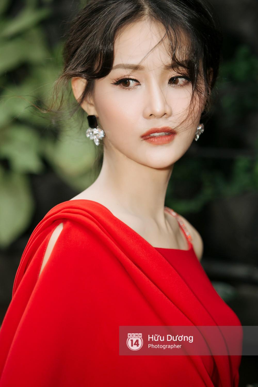 Trương Mỹ Nhân liên tục đóng vai chính 2 phim điện ảnh: Tôi đã vất vả qua nhiều vòng casting - Ảnh 1.