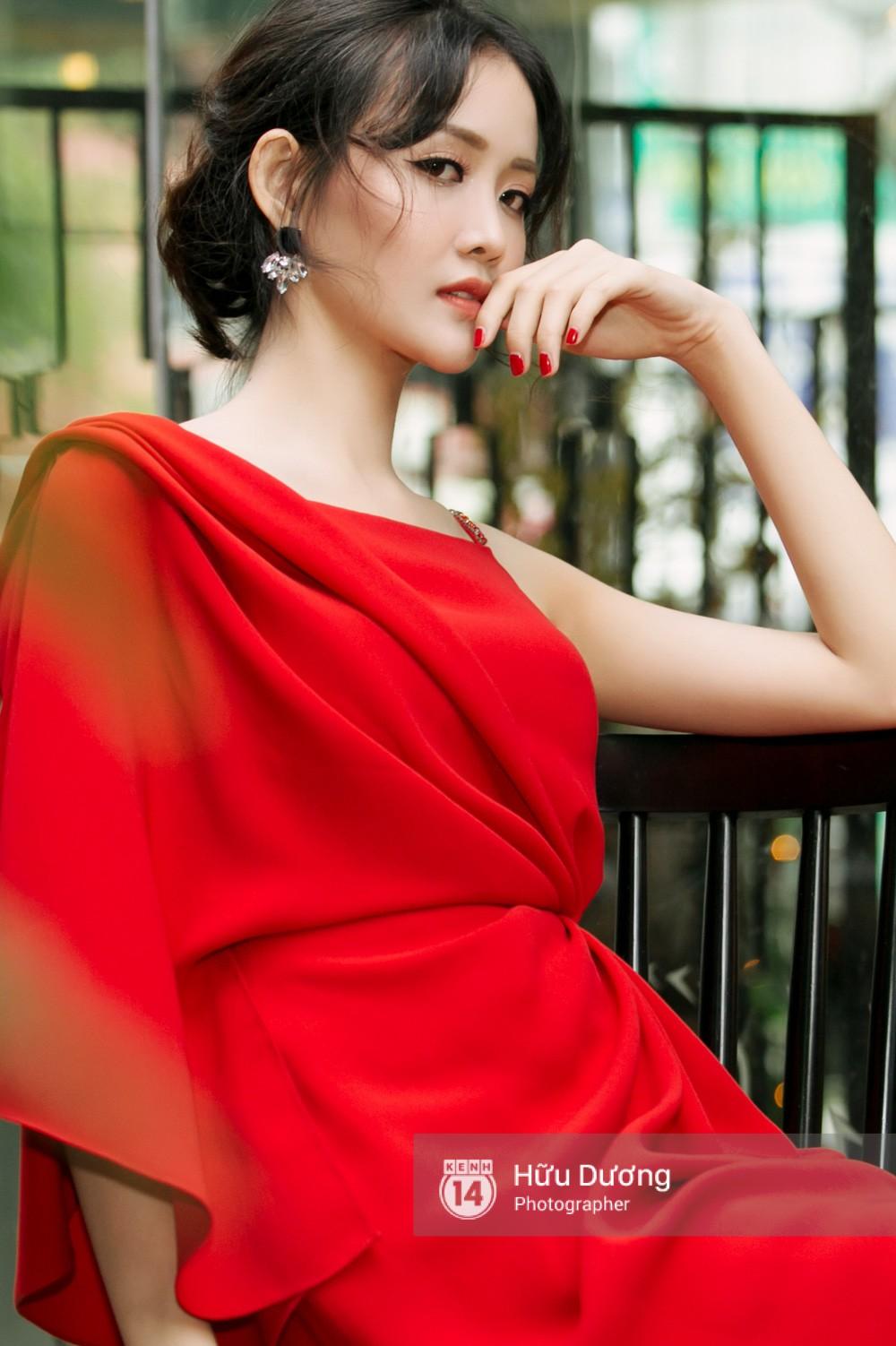 Trương Mỹ Nhân liên tục đóng vai chính 2 phim điện ảnh: Tôi đã vất vả qua nhiều vòng casting - Ảnh 7.