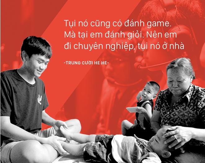 Đội tuyển eSport Young Generation: Những cậu nhóc sống với nhau như một gia đình và đường đến Chung kết Thế giới 2017 - Ảnh 7.