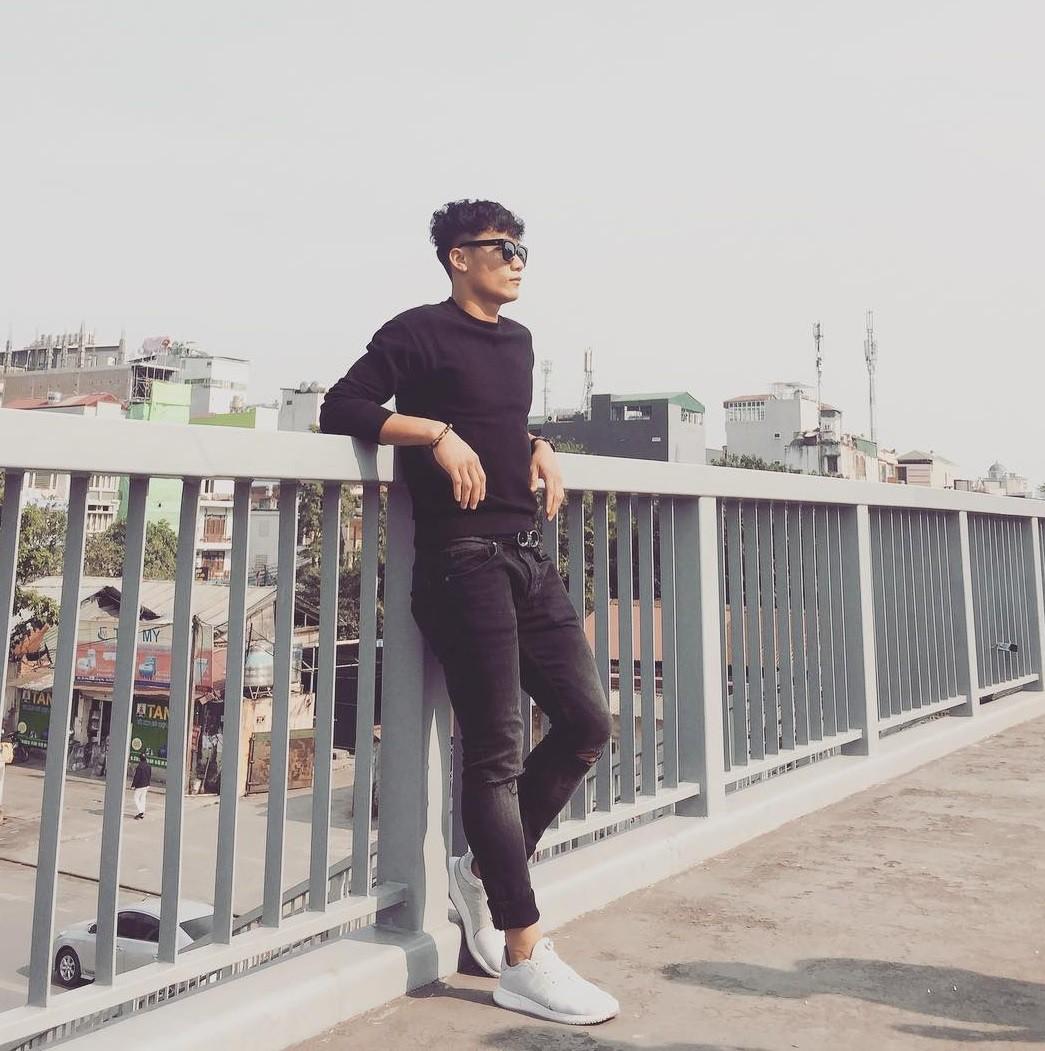 Loạt hotboy cao trên 1m80 của U23: Sau này đổi nghề làm người mẫu cũng được các anh ơi! - Ảnh 3.
