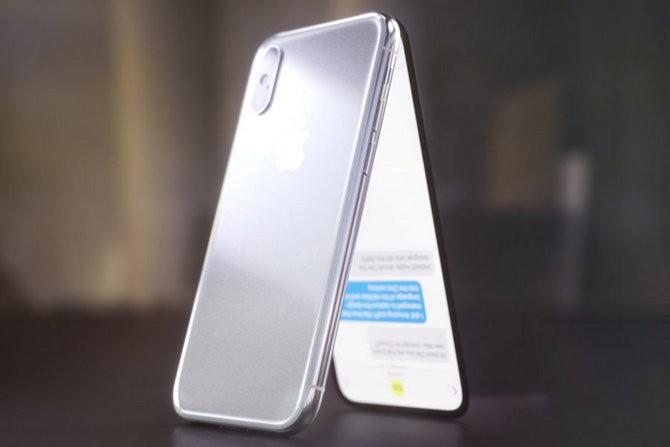 Đến Apple cũng chẳng thể ngờ sẽ có thiết kế iPhone X vỏ sò nắp gập độc đáo như thế này - Ảnh 8.