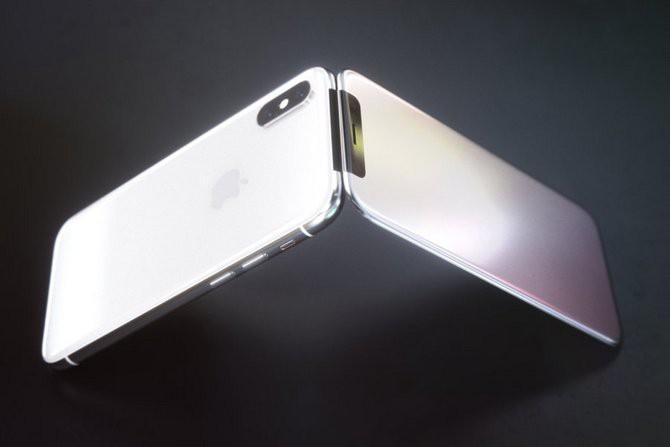 Đến Apple cũng chẳng thể ngờ sẽ có thiết kế iPhone X vỏ sò nắp gập độc đáo như thế này - Ảnh 6.