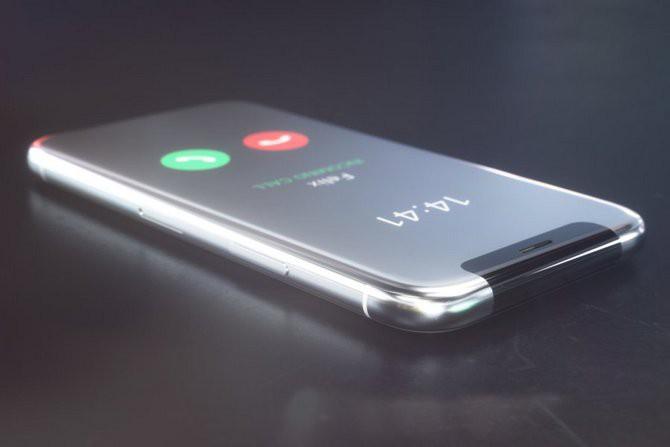 Đến Apple cũng chẳng thể ngờ sẽ có thiết kế iPhone X vỏ sò nắp gập độc đáo như thế này - Ảnh 5.